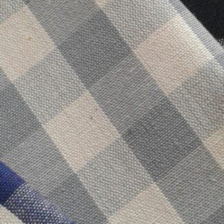 Tessuto cotone a quadri
