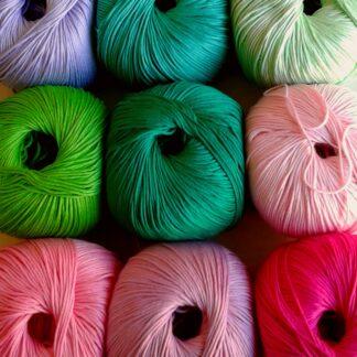 Cotone Cablè 4, per maglia ed uncinetto